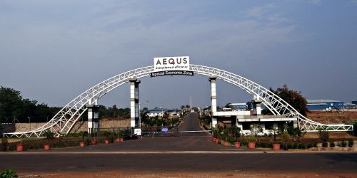 aequs sez economic zone