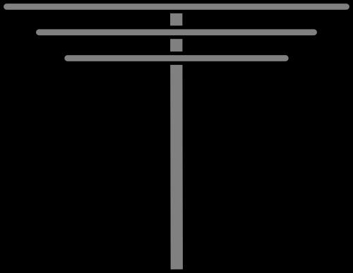 aerial antenna sender