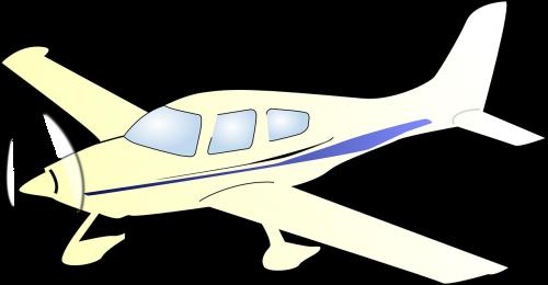 aeroplane monoplane airplane