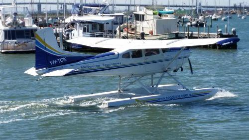 aeroplane float plane