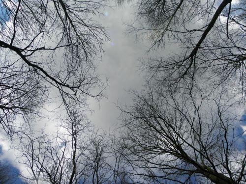 aesthetic rain cloud sky