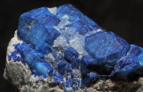 afghanite crystal calcite