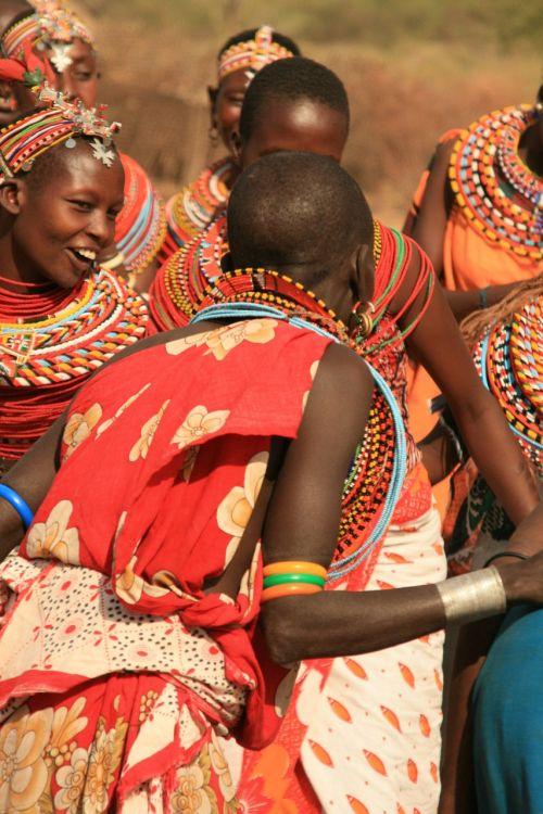 africa tribal dancing beat