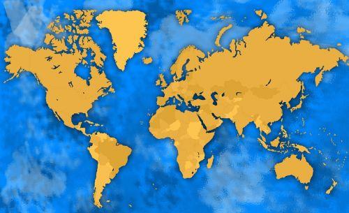 africa america antarctica