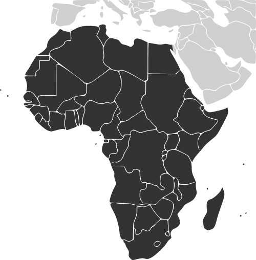 africa continent countries