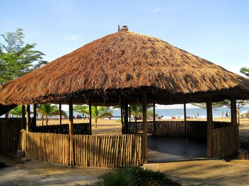 africa thatch roof lapa