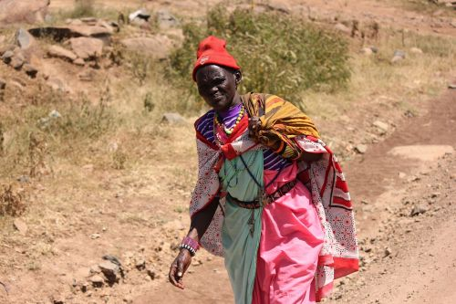 africa nomad tribal