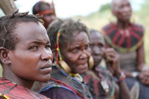 africa ethnic female