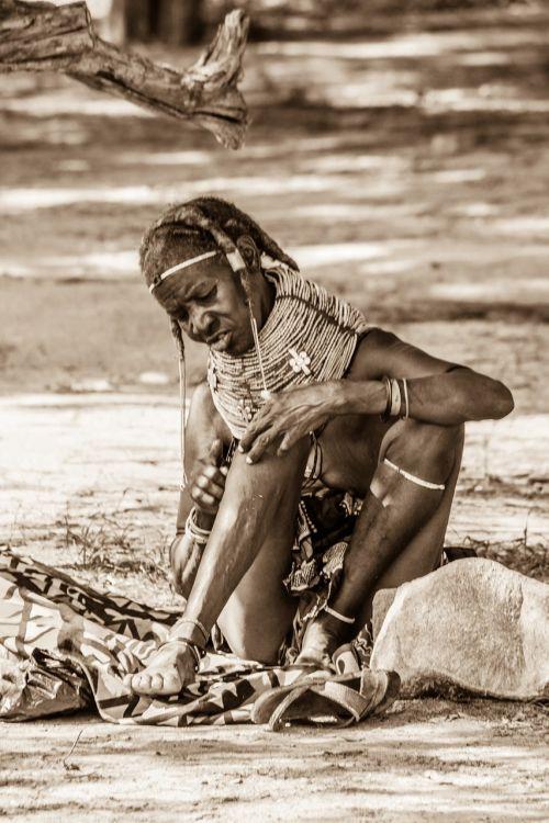 africa mumuila african