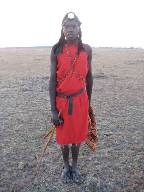africa kenya masai