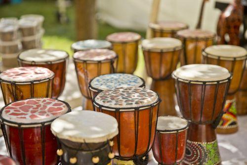 african drums jazz