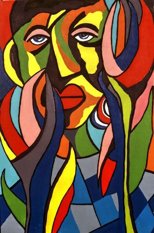 african art bold creative