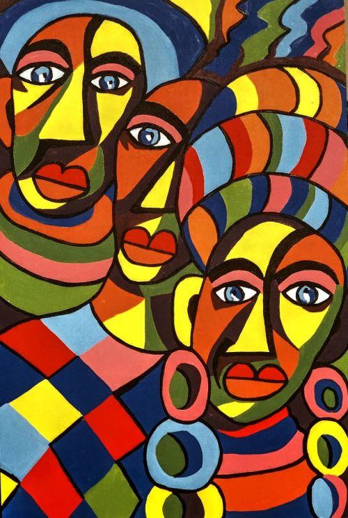 african art design artist
