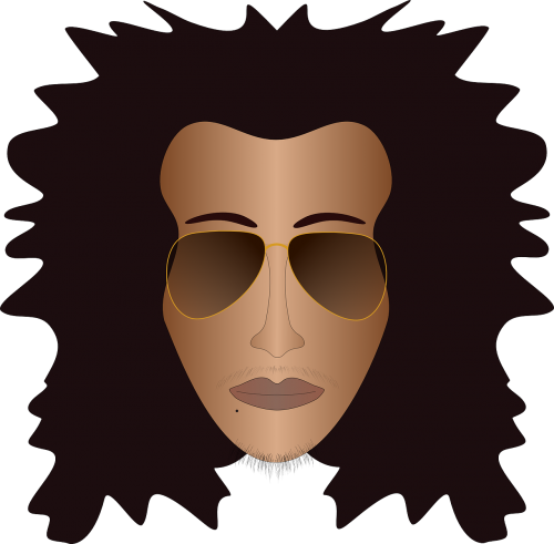 afroamerican sunglasses negro