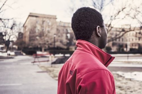 afroamerican man black