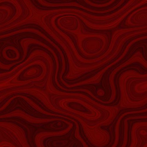Agate Script Red & Black