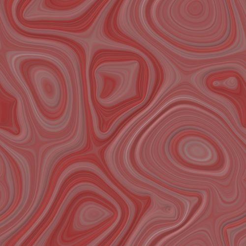 Agate Script Red & White