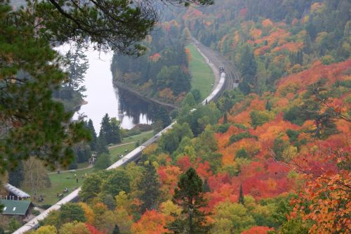 agawa canyon nature