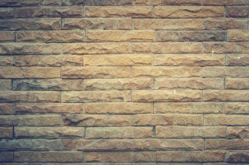 aged backdrop brick