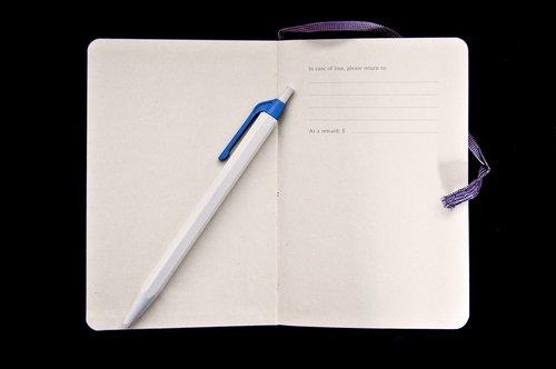agenda  pen  finder's fee