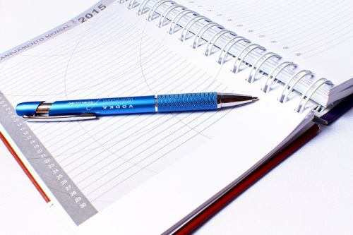 agenda planning notes