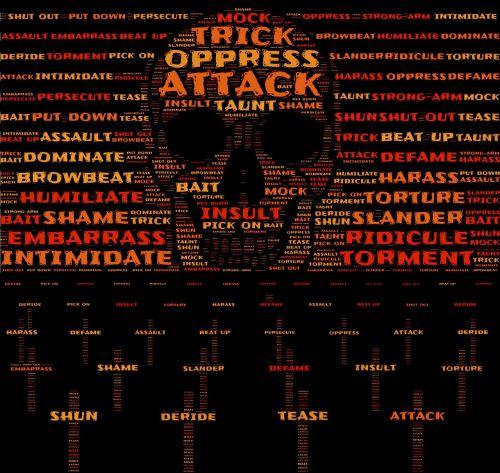 aggression attack oppression