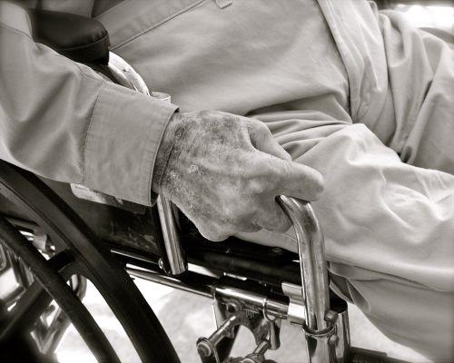 aging elderly senior