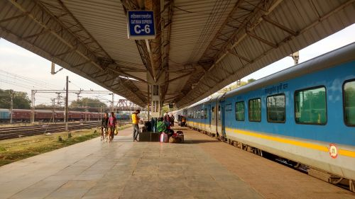agra agra cantt train station