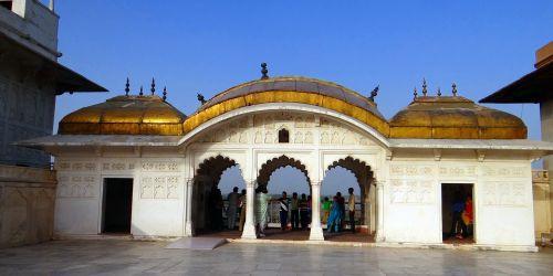 agra fort musamman burj mughals