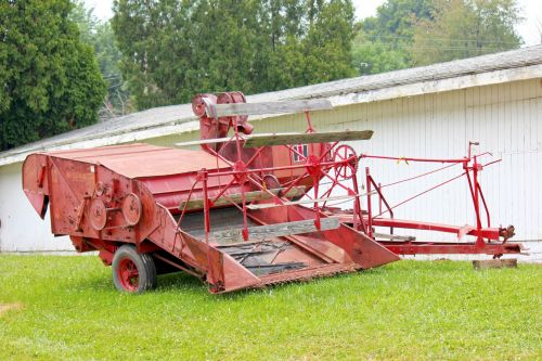 Agricultural Equipment 2