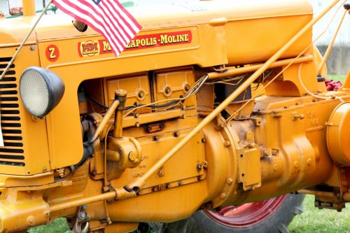 Agricultural Equipment 4