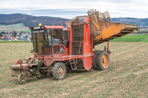 agricultural machinery tractor tractors