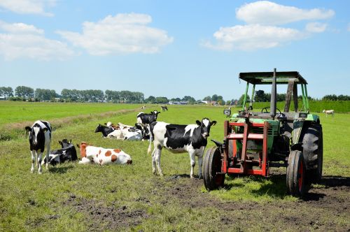 Agricultural Vehicles