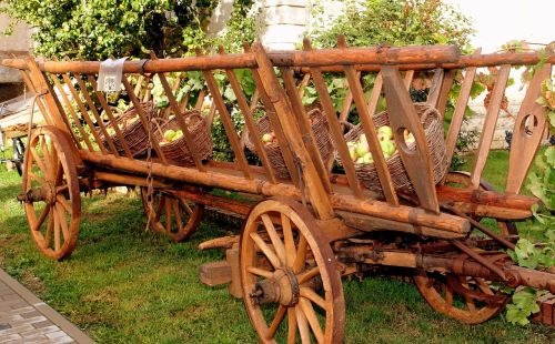 agriculture cart agriculture museum