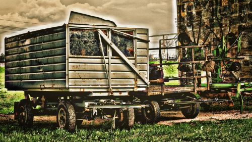 agriculture hdr trailers