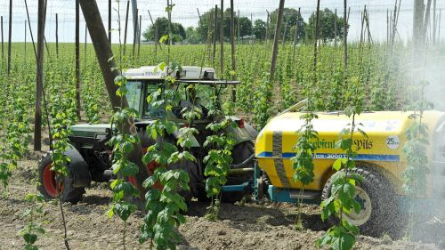 agriculture tractor arable