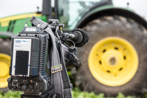 agriculture journalism tractor