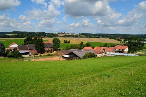 agriculture farm riding