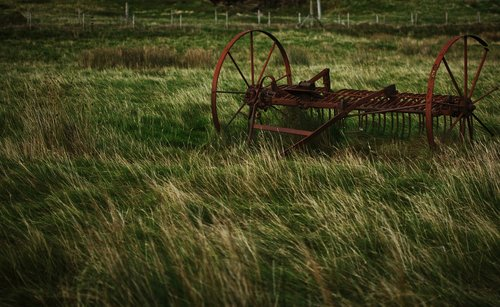 agriculture  device  rust