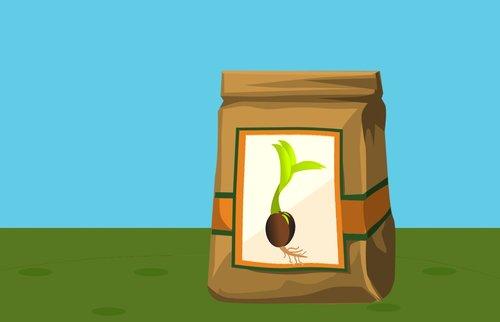 agriculture  bag  seeds