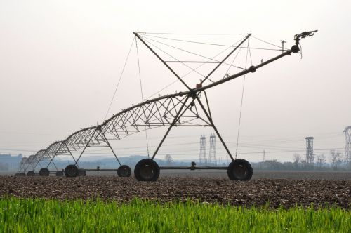 agriculture watering water