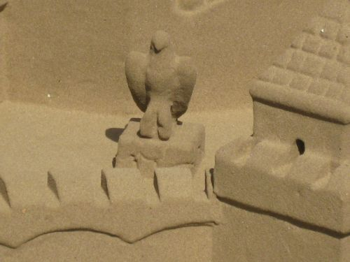 aguila sand castle