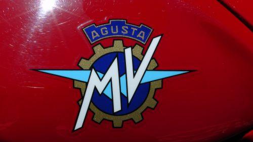 Agusta Motorcycle Gas Tank