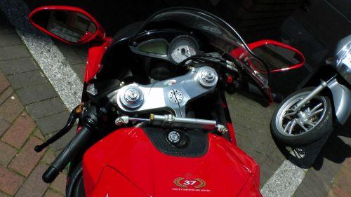 Agusta Motorcycle Handlebars