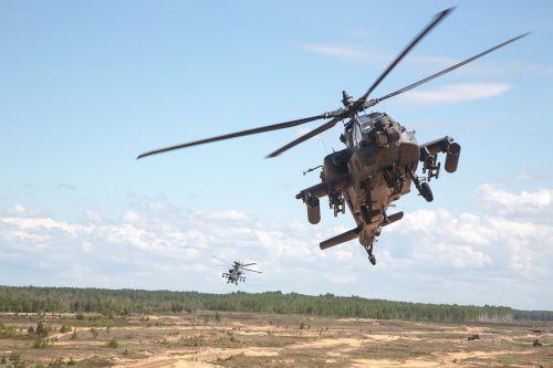 ah-64d apache sabre strike 2017