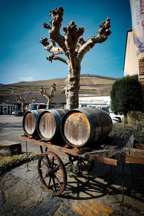 ahrweiler  wine barrel  winegrowing