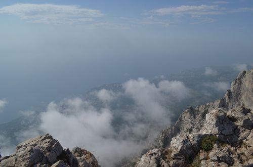 ai-petri crimea mountains