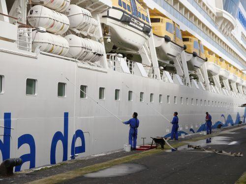 aida ship port