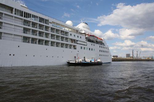 aida cruise ship assembly boat