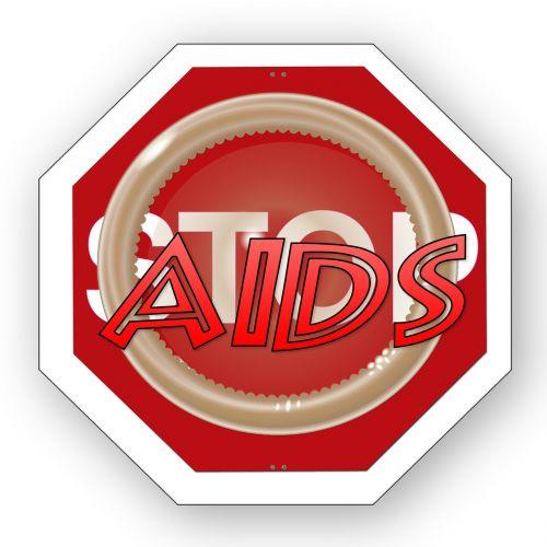 aids support symbol